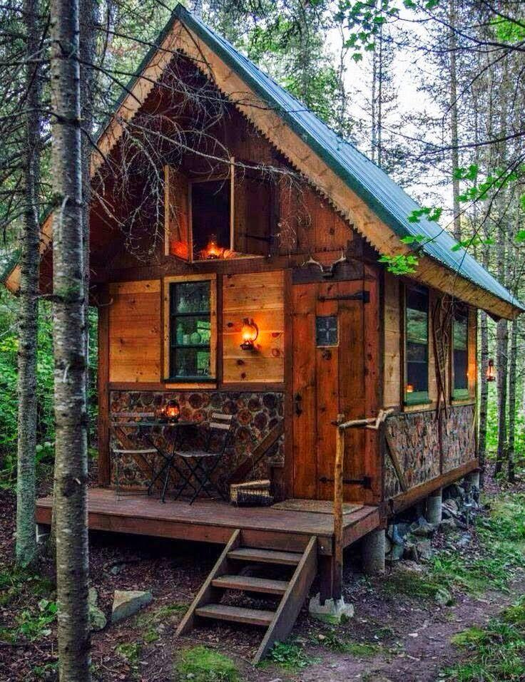 small pole barn houses