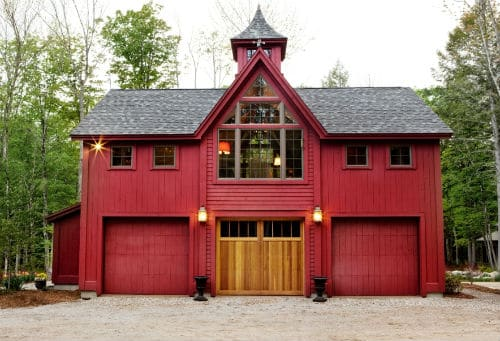 timber frame barn kits