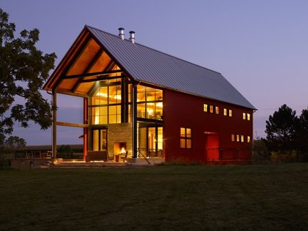 best pole barn homes