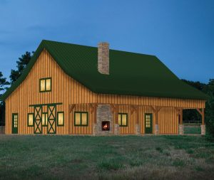 Ponderosa Country Barn